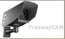 FreewayCAM ANPR camera